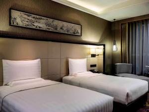 Pullman Qingdao Ziyue, Hotels  Qingdao - big - 22