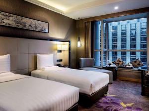 Pullman Qingdao Ziyue, Hotels  Qingdao - big - 21