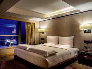 Pullman Qingdao Ziyue, Hotels  Qingdao - big - 12