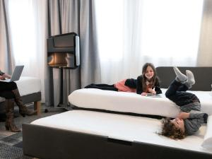 Superior Queen Suite with Sofa Bed