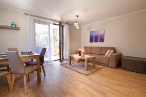 Mielno Apartments Rezydencja Park, Appartamenti  Mielno - big - 38