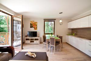 Mielno Apartments Rezydencja Park, Appartamenti  Mielno - big - 60