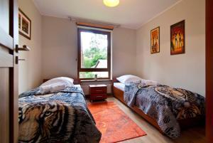 Mielno Apartments Rezydencja Park, Appartamenti  Mielno - big - 61