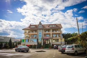 Pensiunea Cornelius, Guest houses  Piatra Neamţ - big - 27