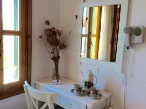 Manos Studios, Apartments  Platis Yialos Mykonos - big - 8