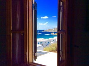 Manos Studios, Apartments  Platis Yialos Mykonos - big - 10