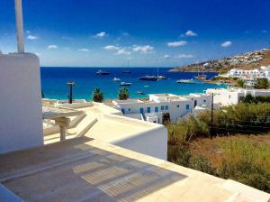 Manos Studios, Apartments  Platis Yialos Mykonos - big - 11