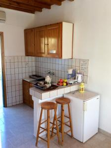 Manos Studios, Apartments  Platis Yialos Mykonos - big - 67