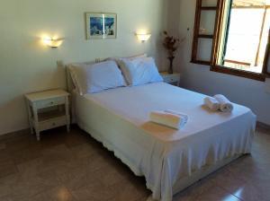 Manos Studios, Apartments  Platis Yialos Mykonos - big - 17