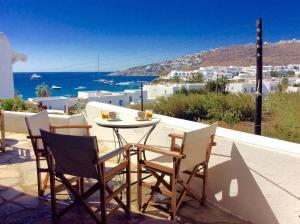 Manos Studios, Apartments  Platis Yialos Mykonos - big - 28