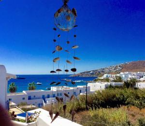Manos Studios, Apartments  Platis Yialos Mykonos - big - 29