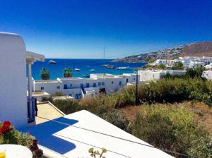 Manos Studios, Apartments  Platis Yialos Mykonos - big - 31
