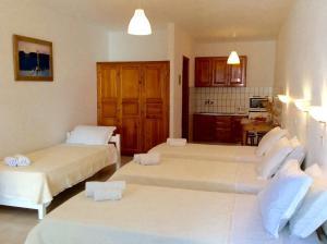 Manos Studios, Appartamenti  Platis Yialos Mykonos - big - 35