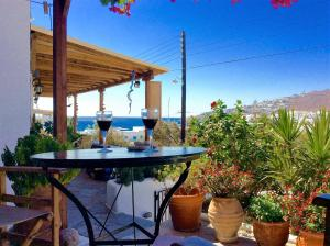 Manos Studios, Apartments  Platis Yialos Mykonos - big - 36