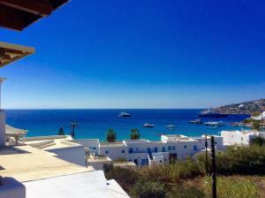Manos Studios, Apartments  Platis Yialos Mykonos - big - 70