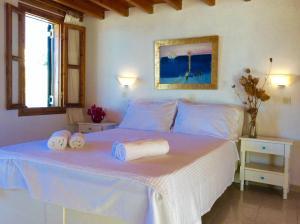 Manos Studios, Apartments  Platis Yialos Mykonos - big - 40