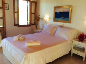 Manos Studios, Apartments  Platis Yialos Mykonos - big - 42