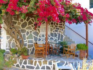 Manos Studios, Apartments  Platis Yialos Mykonos - big - 43