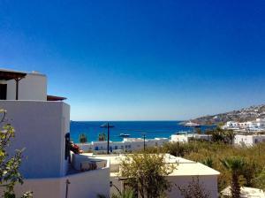 Manos Studios, Apartments  Platis Yialos Mykonos - big - 54