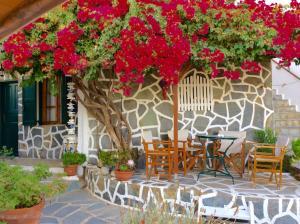 Manos Studios, Apartments  Platis Yialos Mykonos - big - 47
