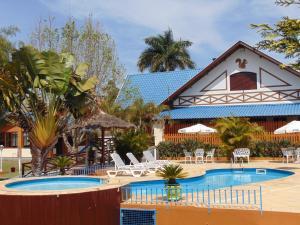 Pousada Villa Da Montanha, Penzióny  São Bento do Sapucaí - big - 82