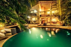 Hotel Atrapasueños, Szállodák  Santa Teresa Beach - big - 58