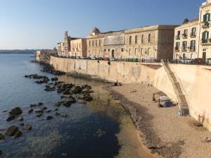 Appartamento Dammuso Ortigia, Ferienwohnungen  Syrakus - big - 23
