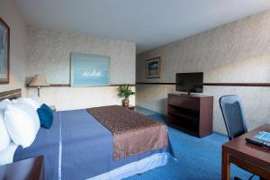 Pokój dla niepalących z łóżkiem typu king-size