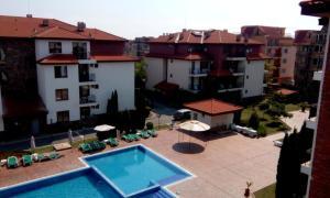 B44 Apollon Complex, Apartments  Ravda - big - 6