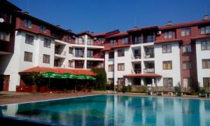 B44 Apollon Complex, Apartments  Ravda - big - 4