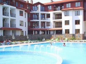 B44 Apollon Complex, Apartments  Ravda - big - 45