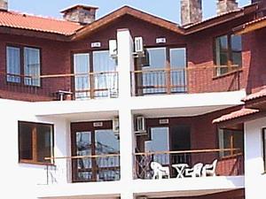 B44 Apollon Complex, Apartments  Ravda - big - 26