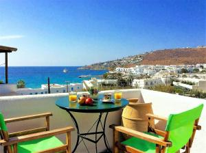 Manos Studios, Apartments  Platis Yialos Mykonos - big - 48