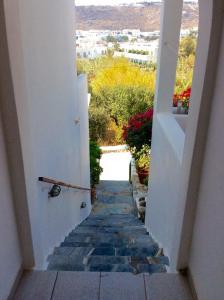 Manos Studios, Apartments  Platis Yialos Mykonos - big - 55