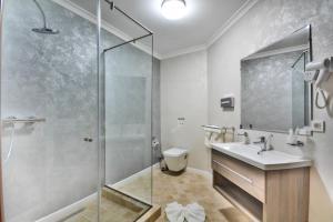 Hotel Europeca, Hotely  Craiova - big - 9