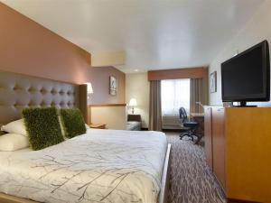Suite with King and Queen Bed - Non Smoking