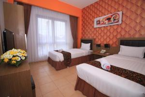 Jentra Dagen Hotel Malioboro, Hotel  Yogyakarta - big - 7