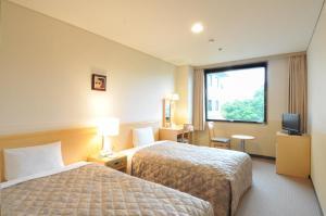 Gosho Nishi Kyoto Heian Hotel, Szállodák  Kiotó - big - 9