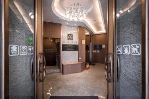 Yi Su Hotel-Taipei Ningxia, Szállodák  Tajpej - big - 68
