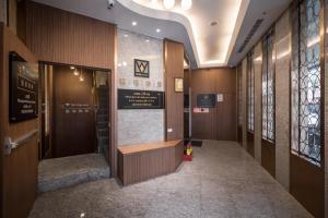 Yi Su Hotel-Taipei Ningxia, Hotely  Tchaj-pej - big - 67