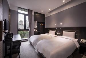 Yi Su Hotel-Taipei Ningxia, Szállodák  Tajpej - big - 37