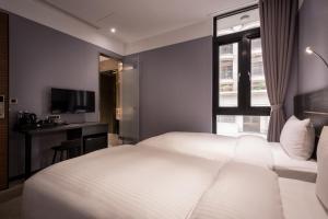 Yi Su Hotel-Taipei Ningxia, Hotely  Tchaj-pej - big - 60