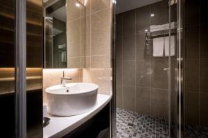 Yi Su Hotel-Taipei Ningxia, Hotely  Tchaj-pej - big - 59