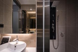 Yi Su Hotel-Taipei Ningxia, Szállodák  Tajpej - big - 58