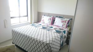 Flat Em Ondina, Apartmanhotelek  Salvador - big - 22