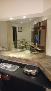 Flat Em Ondina, Apartmanhotelek  Salvador - big - 1
