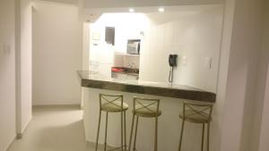 Flat Em Ondina, Apartmanhotelek  Salvador - big - 25