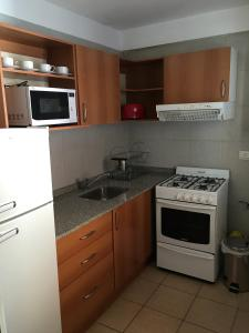 Trejo Temporario, Apartmanok  Cordoba - big - 15