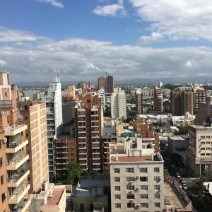 Trejo Temporario, Apartmanok  Cordoba - big - 18