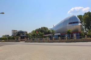 Hotel Vila Aeroport, Отели  Ринас - big - 49